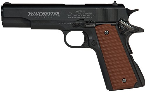 Winchester Model 11 Semi-Automatic BB Pistol by Winchester