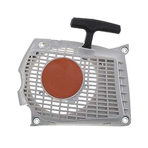 Lanzador adaptable completo para motosierra Stihl MS261