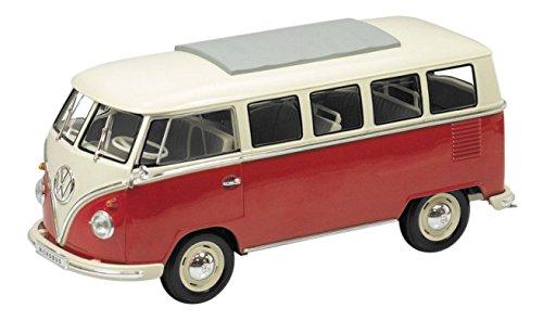 1/18 VW T1 バス 1963(レッド) WE12531R