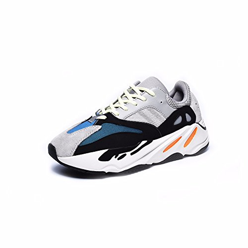 Djchyep Men's Classic Sneakers Yzy 700 Shoes Fashion Athletic Sneakers for Couple by Djchyep