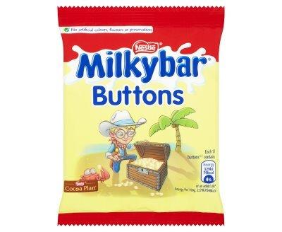 Nestle Milkybar Buttons 30g x 30 Bags