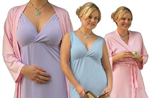 659e6e73bc Aimee Gowns Original Bra-less Nursing Gown (Extra Large