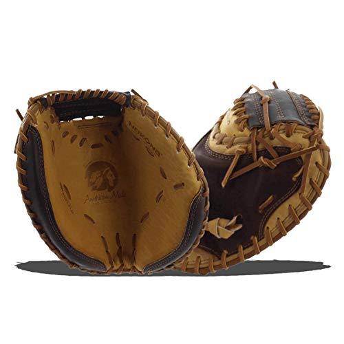 (Nokona Select Plus Series Catchers Mitt Glove: S-2 S-2 Left Hand Thrower)