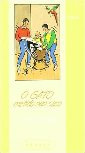 O gato metido nun saco (Arbore): Alberto Avendano: 9788471546074: Amazon.com: Books