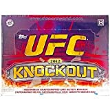 UFC 2012 Topps UFC Knockout Trading Cards (Pack of 8) review