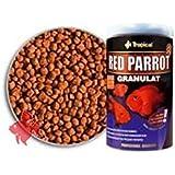 TROPICAL RED PARROT GRANULAT 100GM (MADE IN EU).
