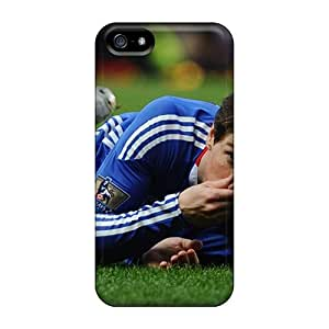Fashionable Style Case Cover Skin For Iphone 5/5s- Chelsea Fc Fernando Torres Football Star