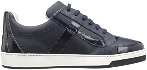 Bugatchi Mens Paris Fashion Sneaker Marine