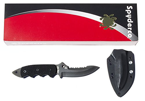 Spyderco Pygmy Warrior Fixed Knife