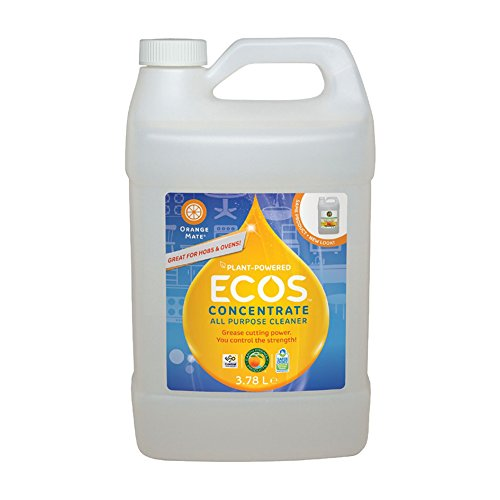 Earth Friendly Products Concentrated Orange Mate Kitchen Degreaser 3.78...