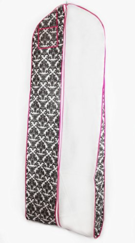 72 inch fabric garment bags - 5