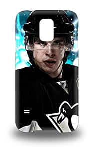 Galaxy S5 Hard Back With Bumper Silicone Gel Tpu Case Cover NHL Pittsburgh Penguins Sidney Crosby #87 ( Custom Picture iPhone 6, iPhone 6 PLUS, iPhone 5, iPhone 5S, iPhone 5C, iPhone 4, iPhone 4S,Galaxy S6,Galaxy S5,Galaxy S4,Galaxy S3,Note 3,iPad Mini-Mini 2,iPad Air )