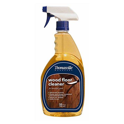 Thomasville Wood Floor Cleaner 32 Oz Spray Bottle Dries