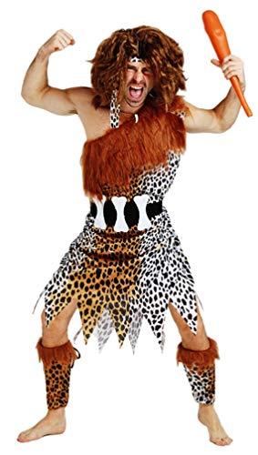 Maxim Party Supplies Men's Caveman Adult Costume Halloween (Men) by Maxim Party Supplies