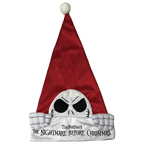 Nightmare Before Christmas Disney The Jack (Kilroy Style)