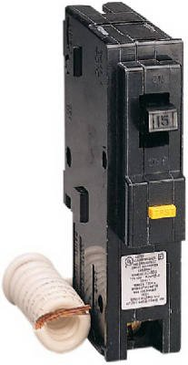Homeline Circuit Breaker 20 Amp 120 V Cd by Square D by Schneider Electric