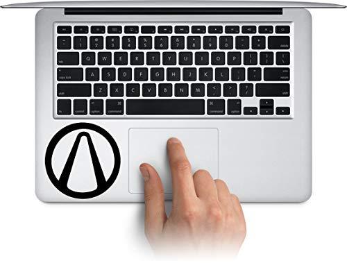 Borderlands Vault Logo Decals Sticker for Water Bottle Cup Cars Tablets laptops MacBook Skateboard Xbox Made in us (Message for Color) ()