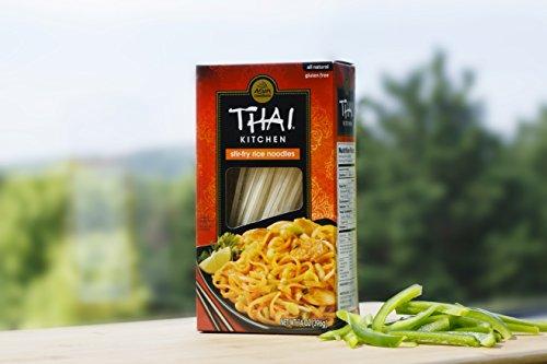 Thai Kitchen Rice Noodles Menuculture