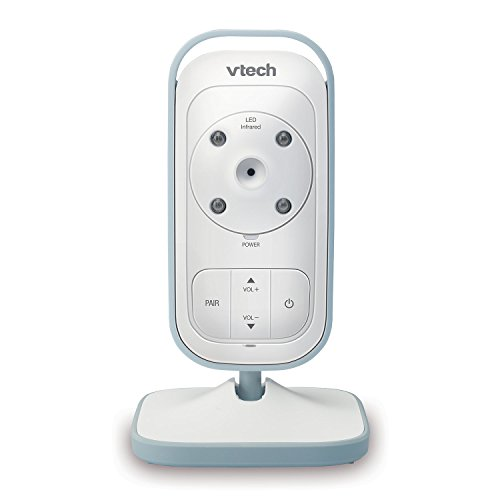 VTech Safe&Sound Add-On Color Video Camera White/Blue VM310
