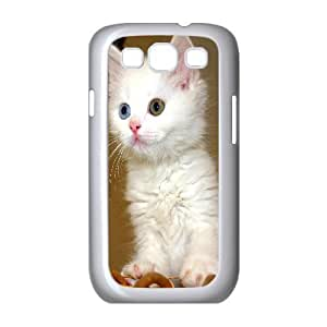 C-Y-F-CASE DIY Cute Cat Pattern Phone Case For Samsung Galaxy S3 I9300 wangjiang maoyi