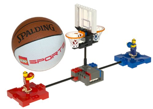 Lego 3440 NBA Jam Session Co-Pack Basketball by LEGO