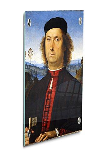 Francesco Stand - Francesco Delle Opere (Perugino) Acrylic Print Wall Decor Wall Art - Standoff, 20