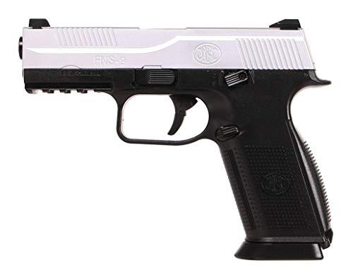 Airsoft-Pack Duo Fusil et Pistolet à Billes FN Scar électrique et FNS-9 à Ressort (0.5 Joule) + 500 Billes 5