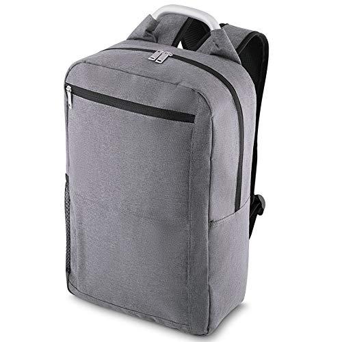 Mochila para Notebook TopGet TGM12 Cinza Escuro Mesclado