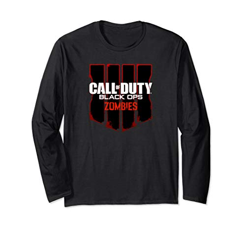 Call of Duty: Black Ops 4 Zombies L/S T-Shirt