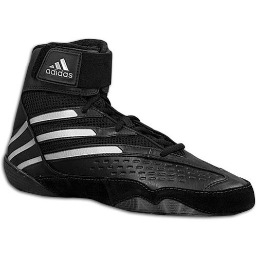 adidas A'ttaak II - Men's ( sz. 05.5, Black/Silver ) by adidas