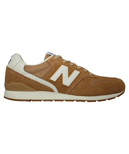 Suede Marron New Brown 996 Homme Buty Montantes Balance 6BxzS