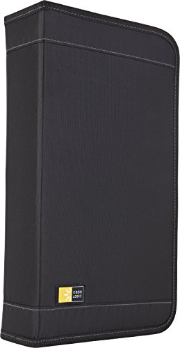 - Case Logic 64 Capacity CD Wallet (Black)