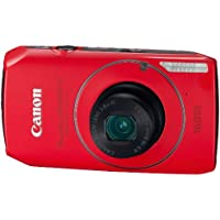 Canon PowerShot SD4000IS 10 MP CMOS Digital Camera with 3.8x Optical Zoom and f/2.0 Lens (Red) Basic Facts Review Image