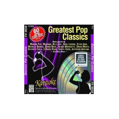 Hits Forever Karaoke - Karaoke: Greatest Pop Classics