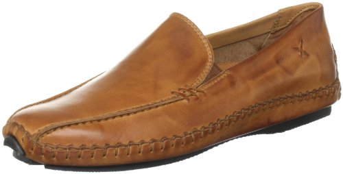 Pikolinos Women's Jerez Slip-On Loafer,Brandy/Brown,39 EU/8.5-9 M US by Pikolinos
