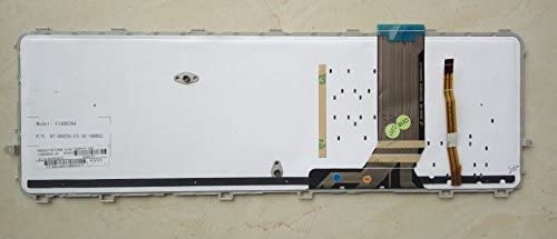 EJTONG New for HP Envy Touchsmart 15T-J 15-J000 15T-J100 15-J009WM 15-J053CL 15Z-J100 17T-J 17-J000 17T-J000 17-J060us 15-Q100 15t-Q100 15Z-Q100 15-Q420nr Series Laptop US Keyboard Backlit