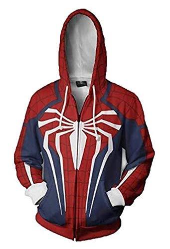 moletom spider man ps4