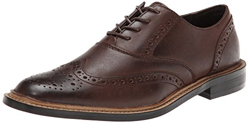 Bracken Footwear - Original Penguin Men's Brogue WT Oxford,Bracken,10 M US