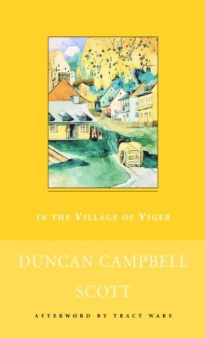 book cover of In the Village of the Viger