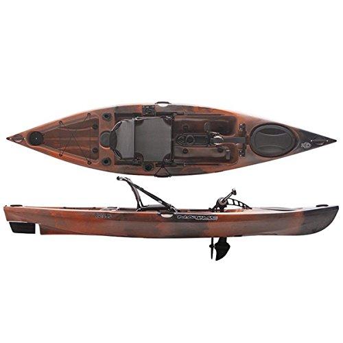 Native Watercraft Manta Ray Propel Angler 12 Kayak - Copperhead (Native Ray Manta)