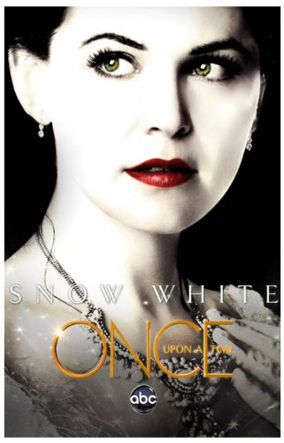 Snow White - Once Upon A Time - TV - Ginnifer Goodwin 11x17 Poster
