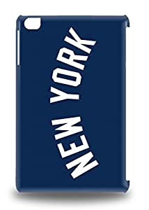 Cute Appearance Cover Tpu MLB New York Yankees Logo 3D PC Case For Ipad Mini/mini 2 ( Custom Picture iPhone 6, iPhone 6 PLUS, iPhone 5, iPhone 5S, iPhone 5C, iPhone 4, iPhone 4S,Galaxy S6,Galaxy S5,Galaxy S4,Galaxy S3,Note 3,iPad Mini-Mini 2,iPad Air )