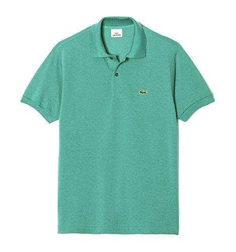 78668e1380 Lacoste Polo Caiman 1212 Verde Claro - Color - Verde