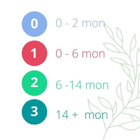 BPA frei ab 14 Monate Beruhigungssauger f/ür Babys und Kleinkinder Made in Germany zahnfreundlich /& kiefergerecht pink Dentistar/® Schnuller 3er Set Silikon Nuckel in Gr Kaenguru 3