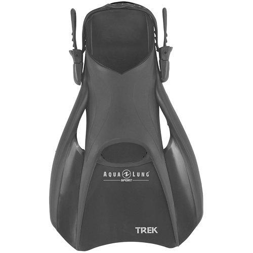 U.S. Divers Adult Trek Travel Fin (Black, - Fins Short