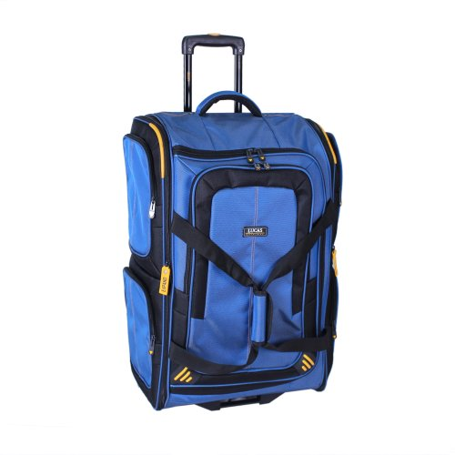 Lucas Accelerator 26 Inches Bag, Blue, One Size