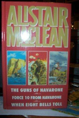 When Eight Bells Toll - THE GUNS OF NAVARONE, FORCE 10 FROM NAVARONE, WHEN EIGHT BELLS TOLL.