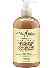 Shea Moisture Conditioner for All Hairs - 355 ml