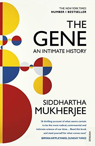 the gene an intimate history siddhartha mukherjee amazon com