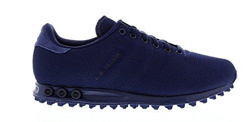 premium selection 52059 e4f14 Adidas LA Trainer Sencillo Hombre Zapatos - Azul Oscuro, 39.5 EU   Amazon.es  Zapatos y complementos